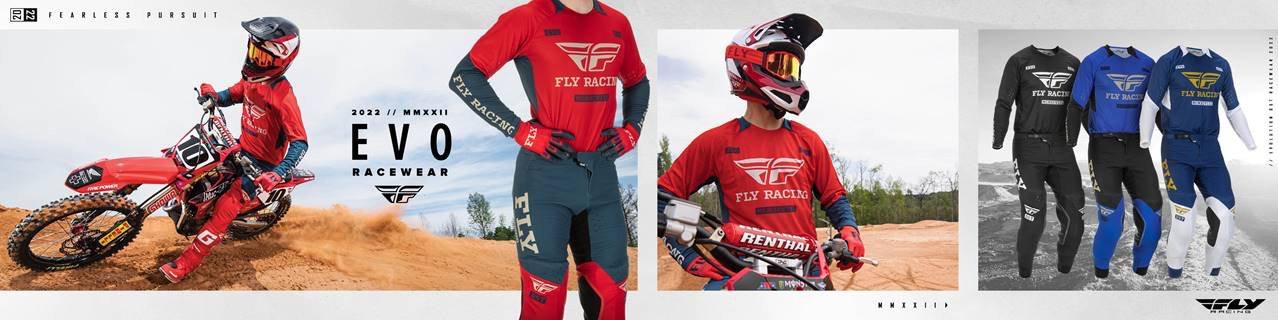 Fly Racing 2022 Evolution DST Racewear