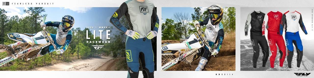 2022 Fly Racing Lite Racewear image