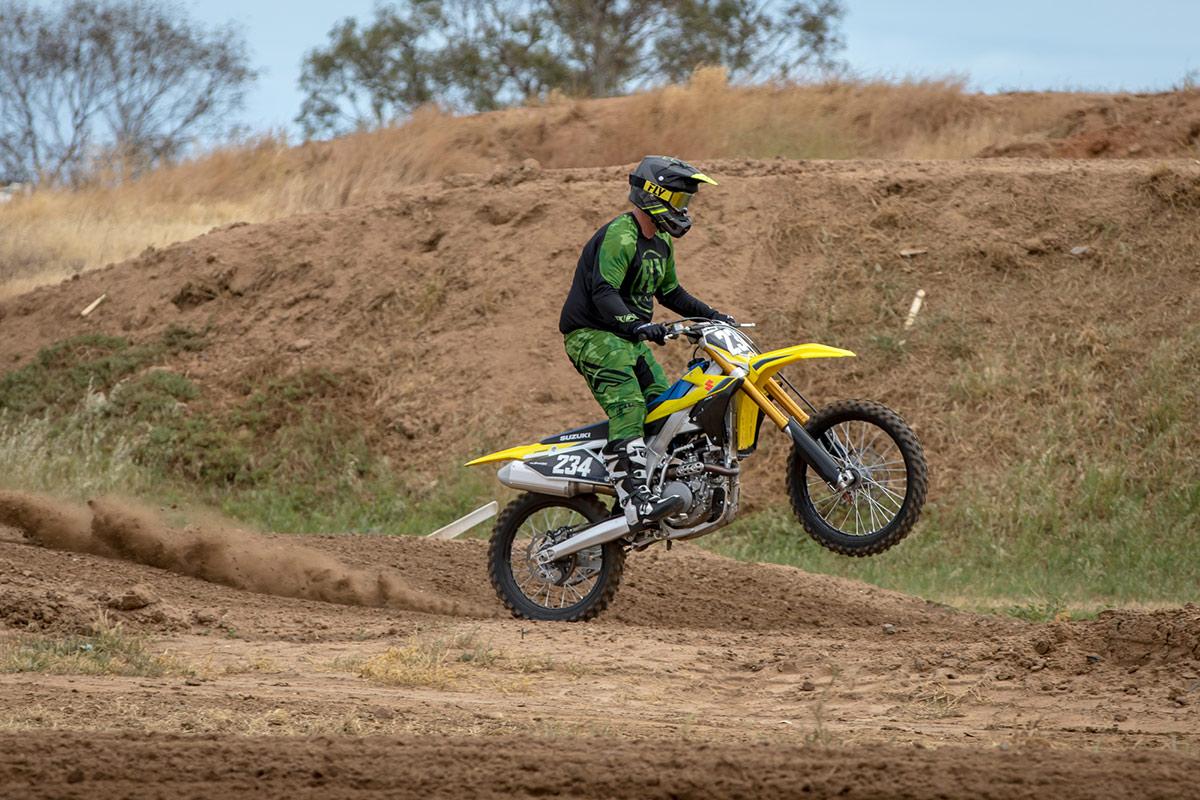 2020 Suzuki RM-Z250 Ride Review Part 2
