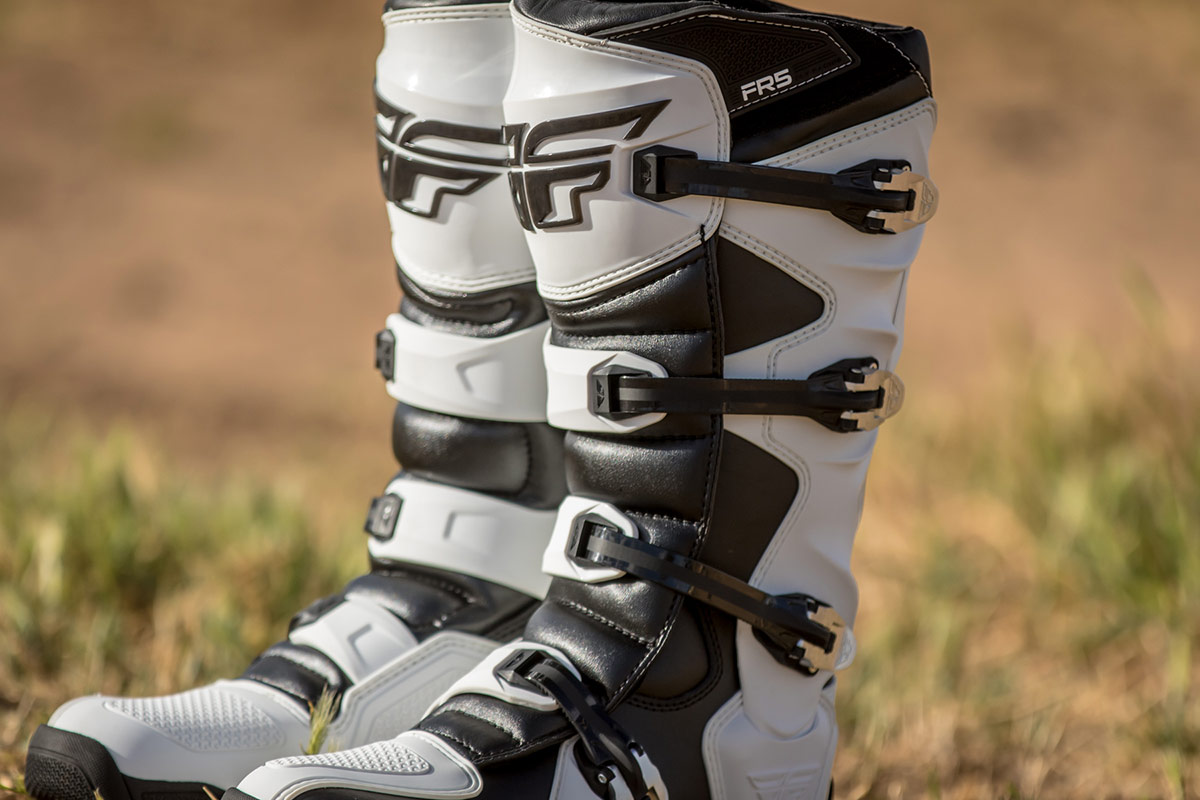 FLY FR5 BOOT Rapid Review