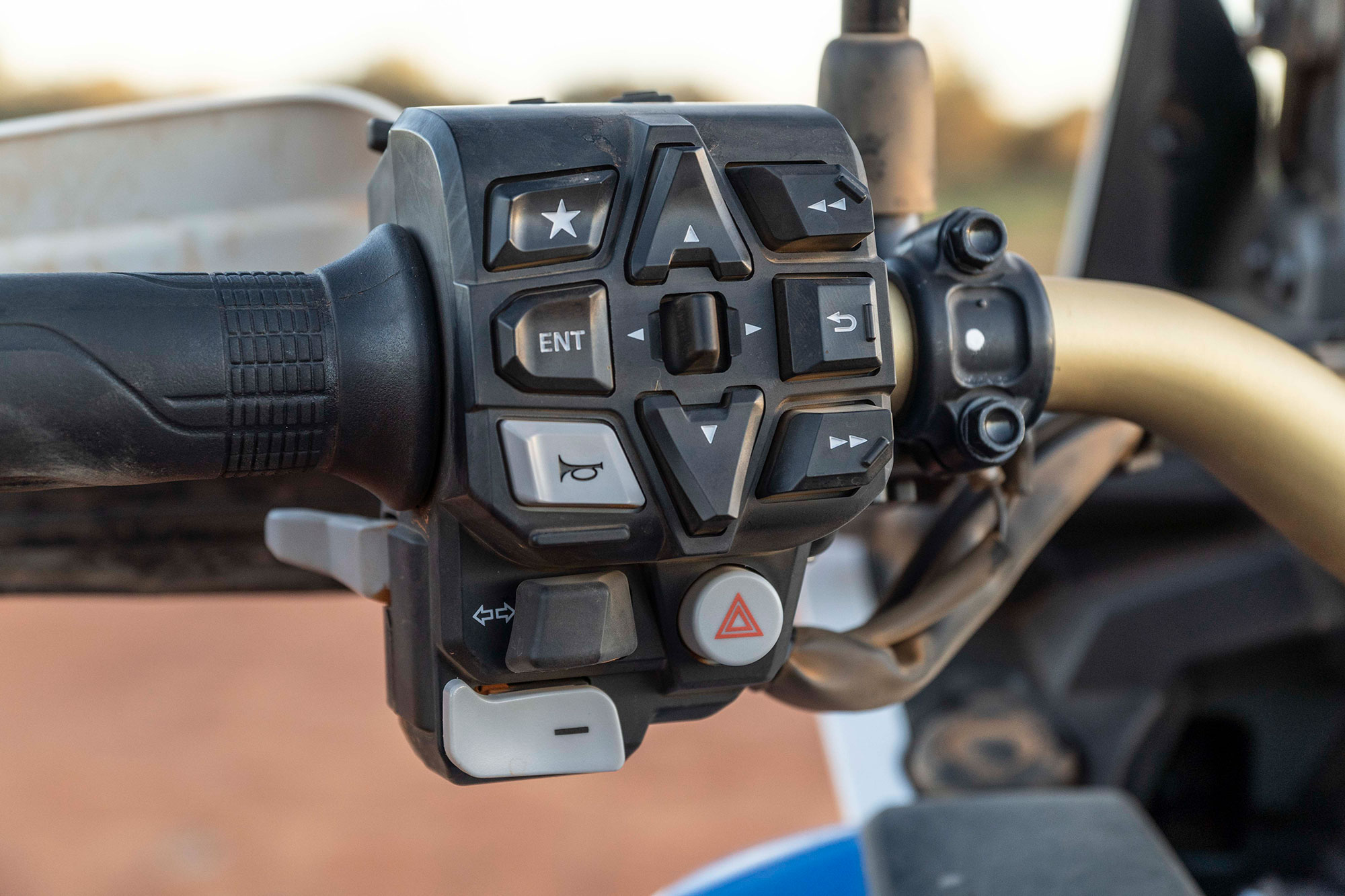 2020 Honda Africa Twin Ride Review – An outback adventure