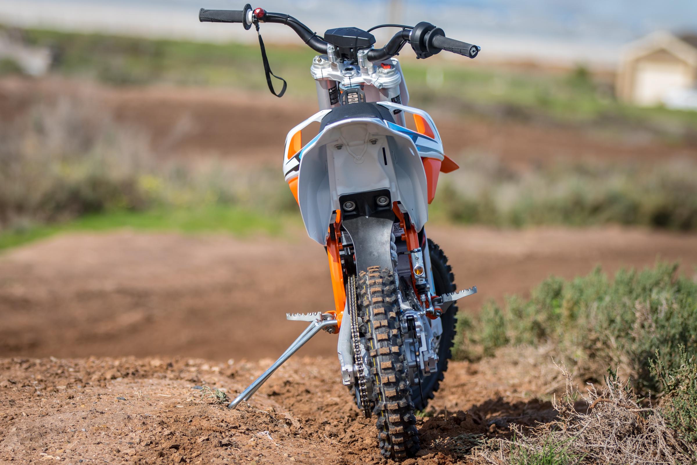 KTM SX-E 5 Bike Review Part 1