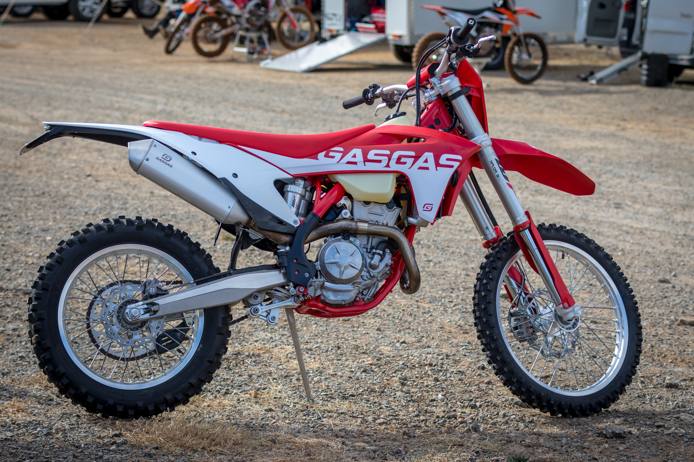 2021 GASGAS EC 350F Review