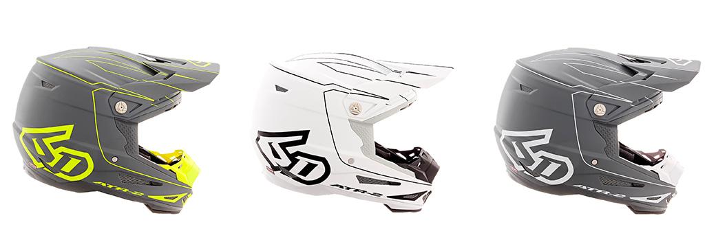 6D Helmets 2020 Spring ATR-2 Collection