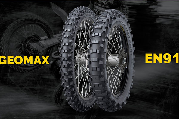All-new Dunlop Geomax Enduro EN91
