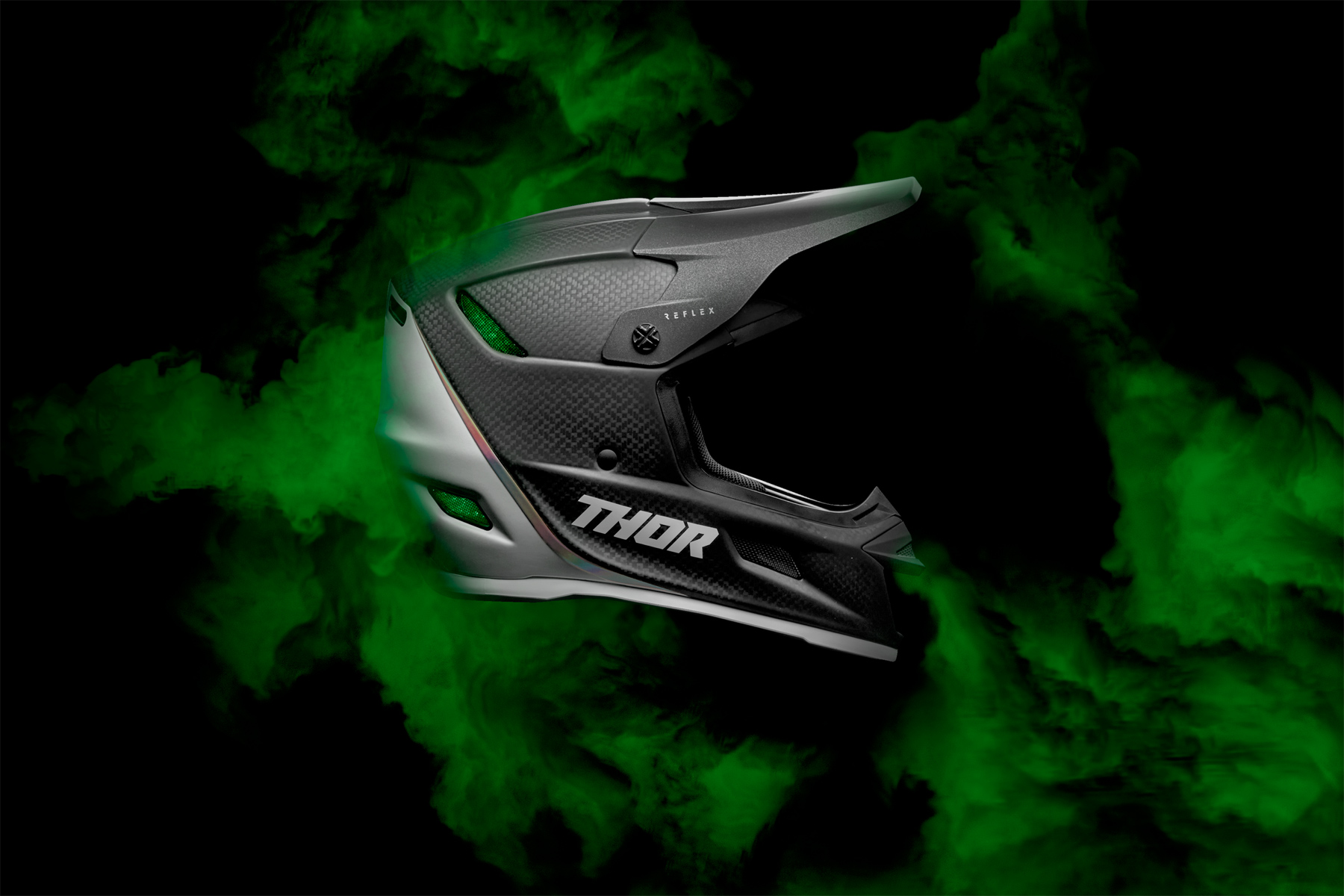 2021 Thor Reflex Helmet