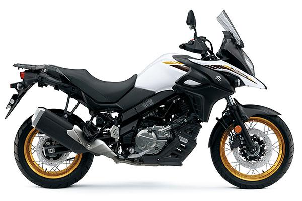 2021 Suzuki V-Strom 650XT now available