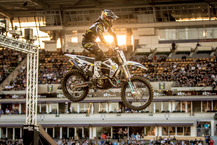 The sights and sounds of the SX-Open Auckland